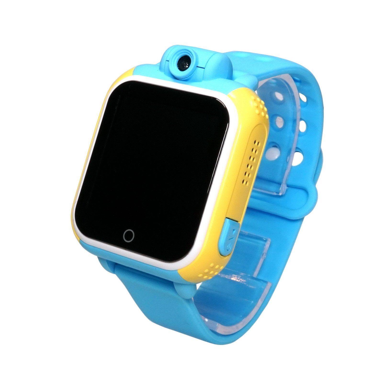 Детские умные смарт часы с GPS Smart Baby Watch Q200 Жёлтые Smart ... d0e7c123648e8