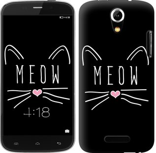 "Чехол на Doogee Y100X Kitty ""3677u-1109-7105"""